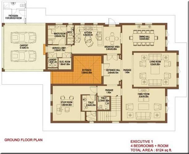 Arabic Home Plans House Design Ideas
